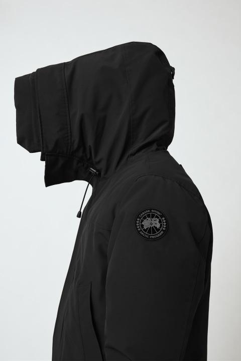 Langford Parka Black Label Hood Trim | Canada Goose