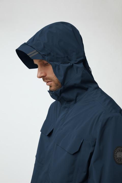 Men's Wascana Jacket Black Label   Canada Goose