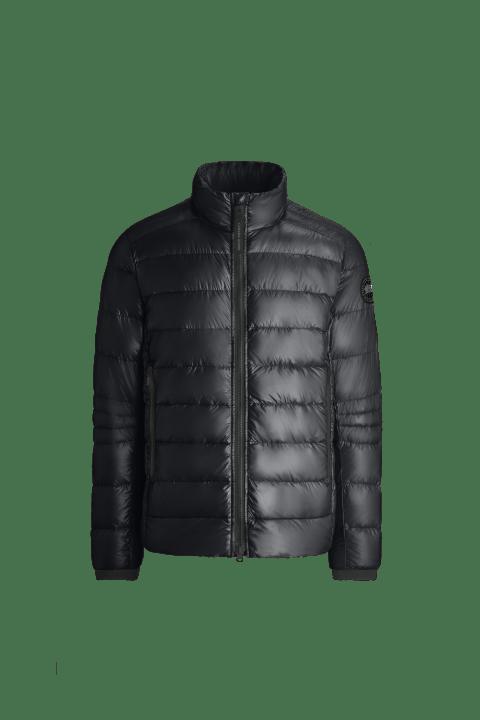 Men's Crofton Down Jacket Black Label | Canada Goose
