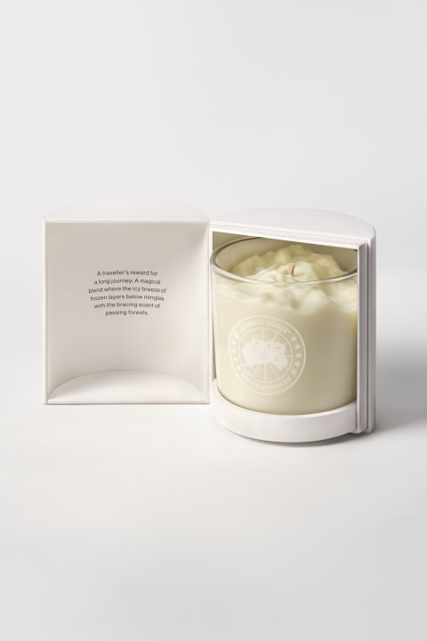 The Trail North Candle | Canada Goose
