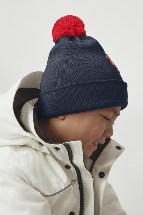 Mütze mit Merino-Bommeln | Canada Goose