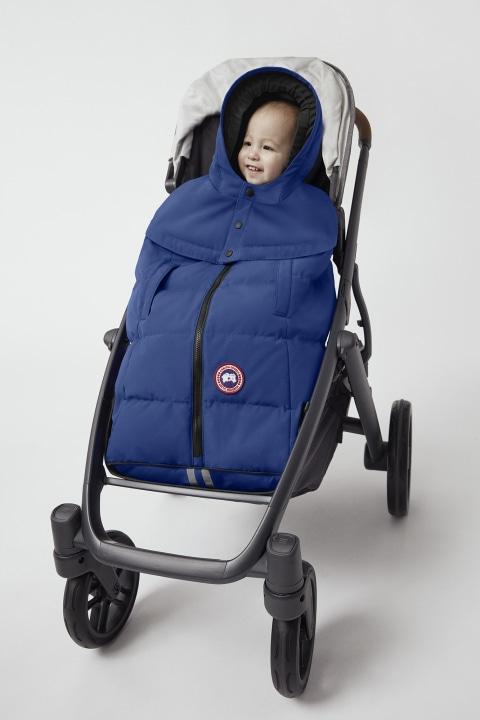 浅黄褐色婴儿睡袋 | Canada Goose
