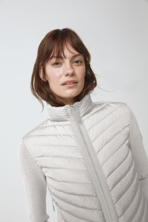 Women's HyBridge Knit Jacket | Canada Goose