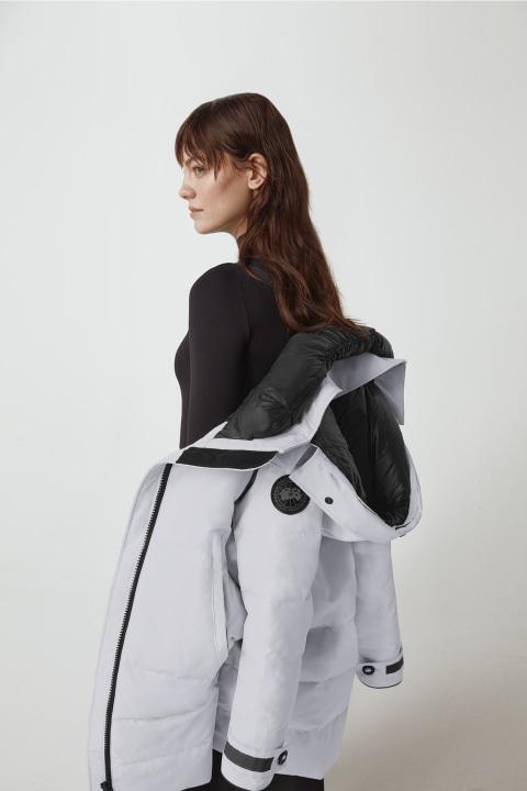 Women's Kenton Parka Black Label | Canada Goose