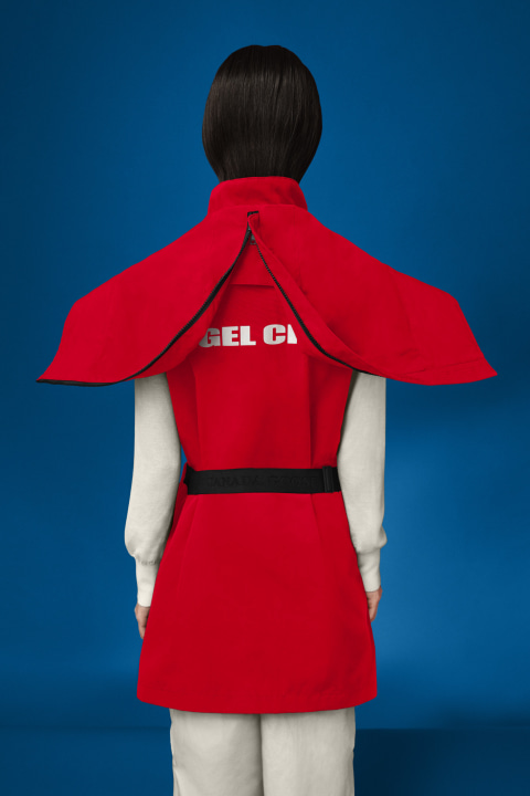 Women's Chaka Vest For Angel Chen   Canada Goose