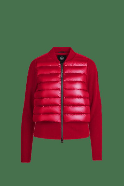 Women's Hybridge Knit Jacket For Angel Chen | Canada Goose