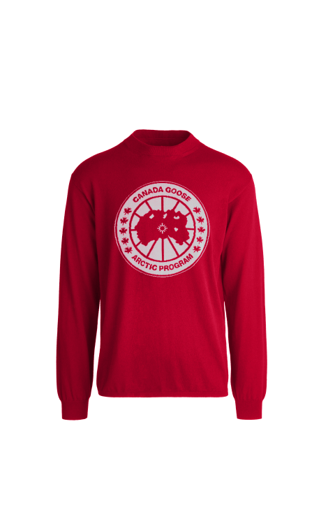 Men's Logo Sweater For Angel Chen | Canada Goose