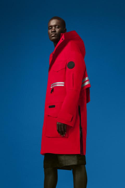 Men's Mogan Rain Jacket For Angel Chen   Canada Goose