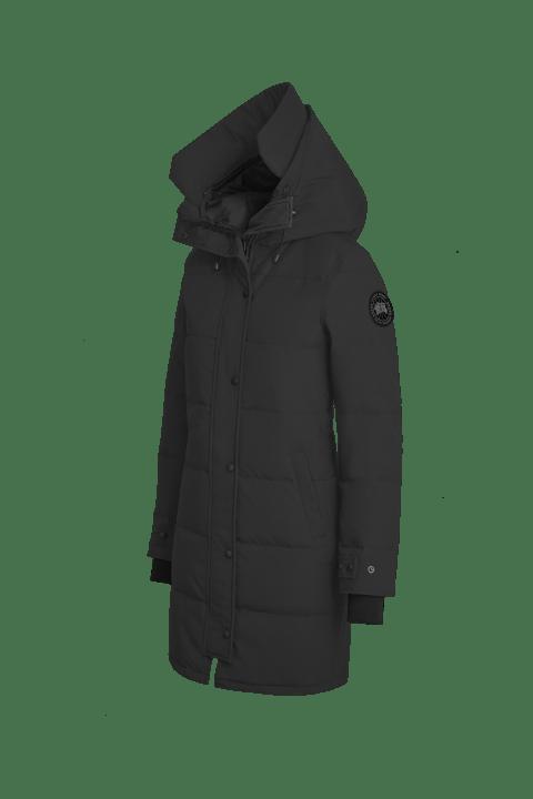 Shelburne Parka Black Label Hood Trim | Canada Goose