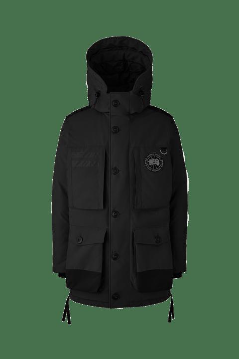 Macculloch 黑标派克大衣 | Canada Goose