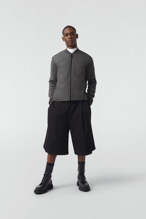 Men's WindBridge Full Zip Sweater | Canada Goose