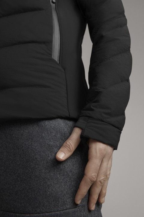Men's HyBridge CW Jacket Black Label | Canada Goose