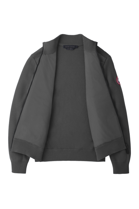 Giacca in maglia HyBridge da uomo | Canada Goose