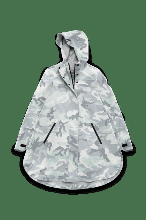Kitsilano 夹克 黑标 图案 | Canada Goose