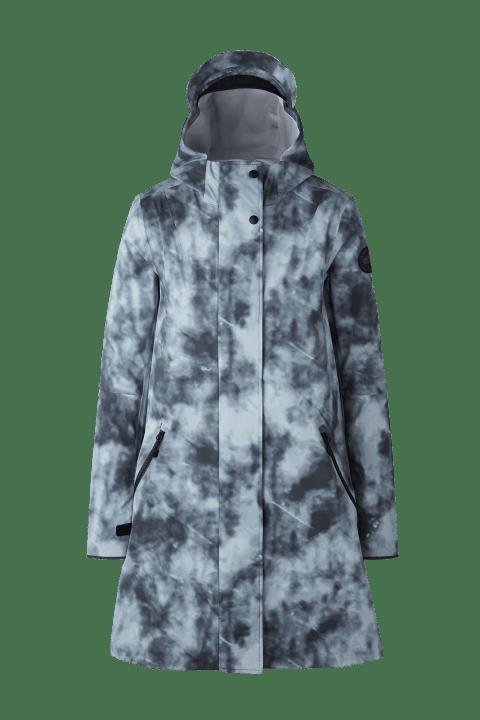Women's Kitsilano Jacket Black Label Print | Canada Goose