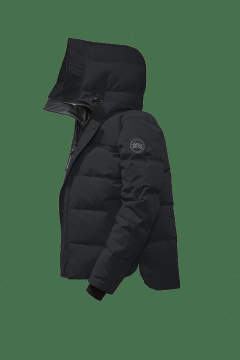 Herren Parka Macmillan   Black Label   Canada Goose