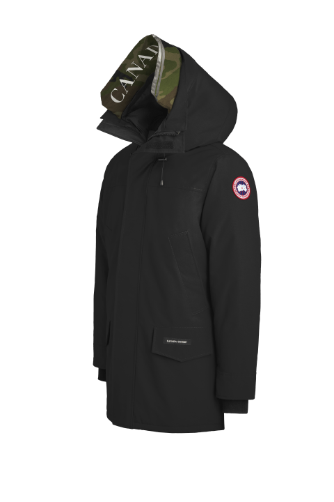 兜帽饰边 - CG 反光印花 | Canada Goose