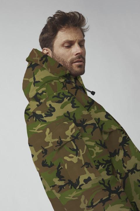 Expedition 印花派克大衣 | Canada Goose