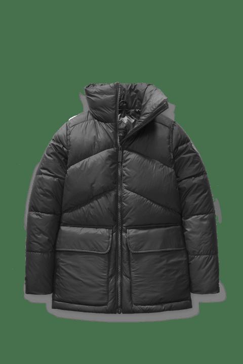 Ockley 黑标派克大衣 | Canada Goose
