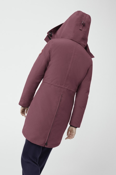 Parka Rossclair Coupe Fusion   Canada Goose