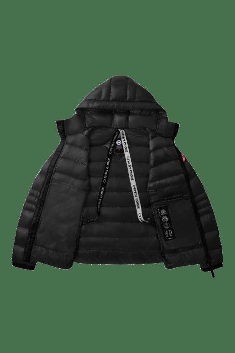 Manteau à capuchon en duvet Crofton pour hommes | Canada Goose
