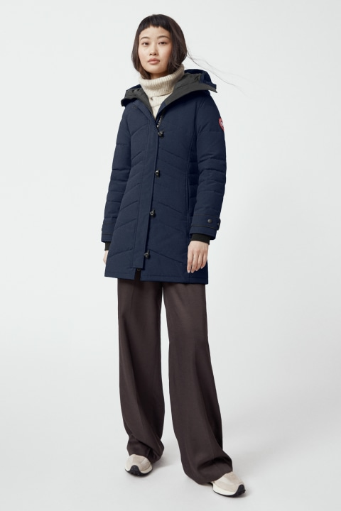 Fusion Fit 版 Lorette 派克大衣 | Canada Goose