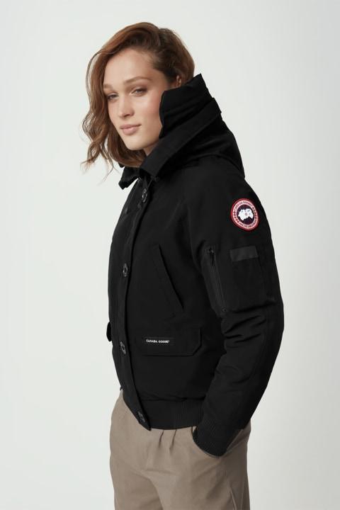 Chilliwack Bomber Jacket Hood Trim | Canada Goose
