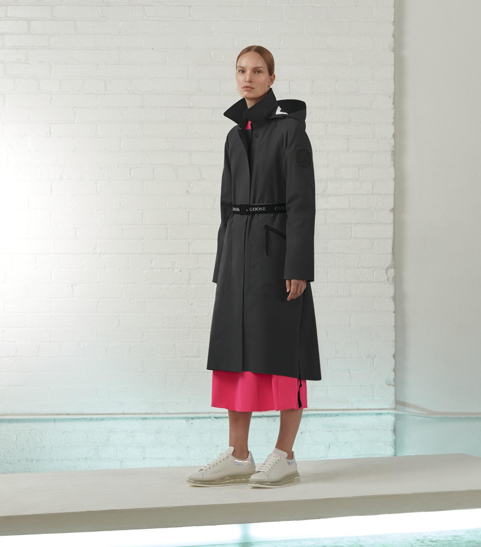 Clara Trench Coat | BRANTA | Canada Goose
