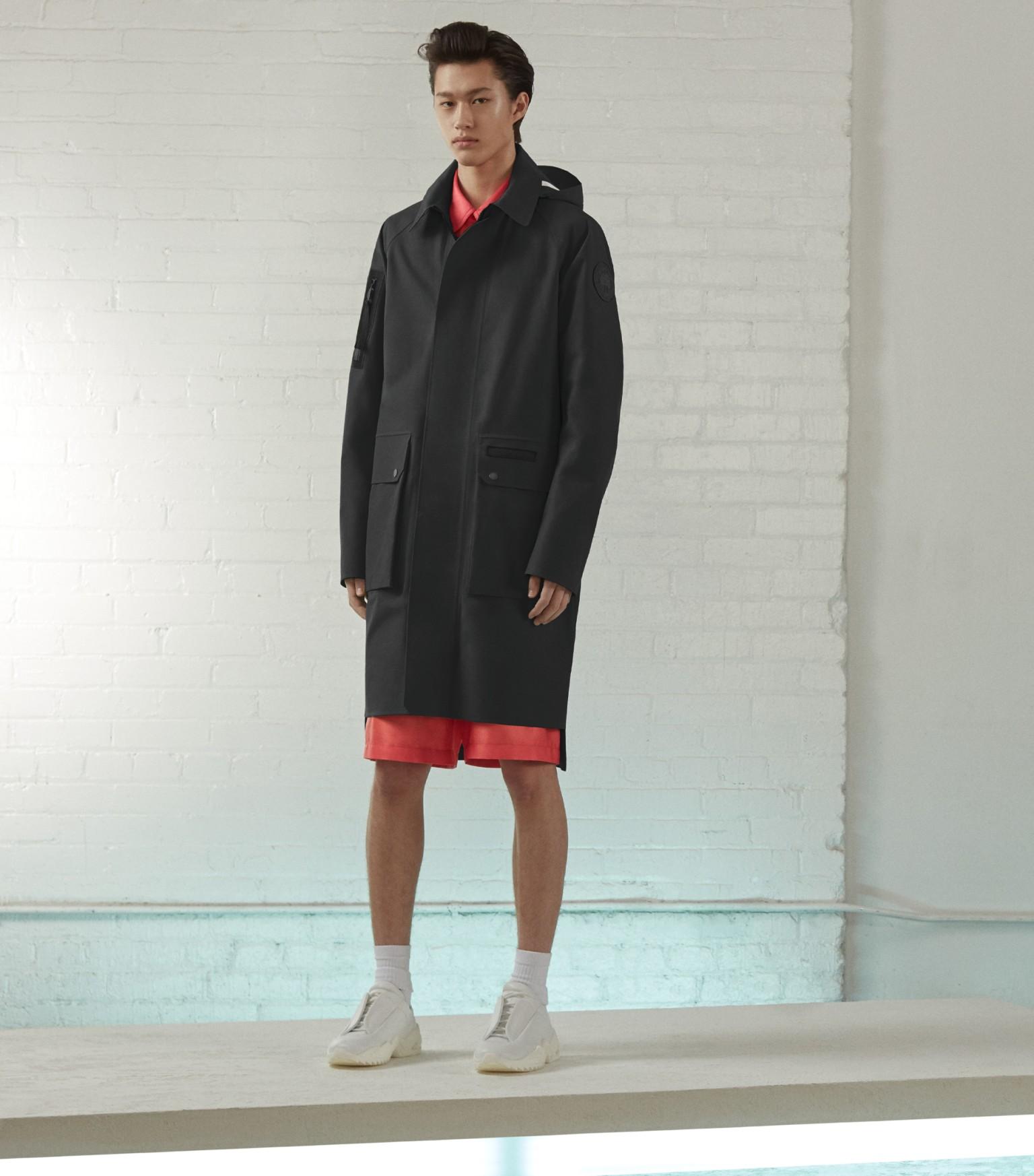 Lumen 风衣外套 | BRANTA | Canada Goose